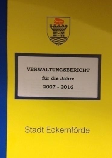 Verwaltungsbericht 2007-2016
